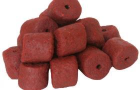 Pellets d'eschage coup fun fishing pellets perces ail 8mm 80g