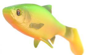Leurre souple shad carnassier savage gear 3d lb river roach paddletail 18cm 70g (x2)