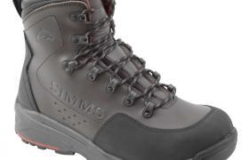 Chaussures simms freestone boot dark olive (semelles en gomme)