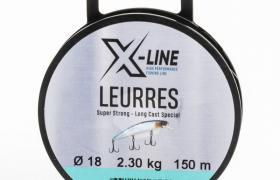 Nylon carnassier x-line leurres 150m