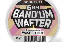 Dumbells équilibrés coup sonubaits band'um wafters 50g washed out