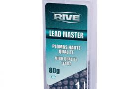 Boîte de plombs rive lead master 80g
