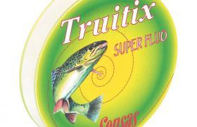 Fil nylon truite sensas truitix (super fluo)