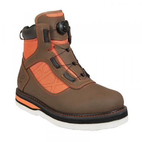 Chaussures de wading hydrox hx cable (semelles feutre)