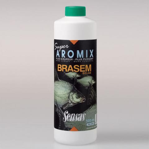 Additif liquide coup sensas aromix brasem belge 500ml